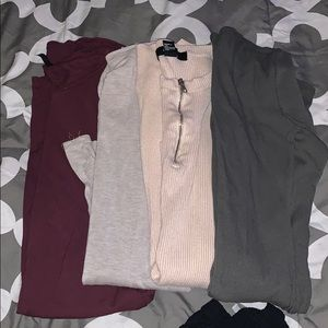 4 dresses (come all together)